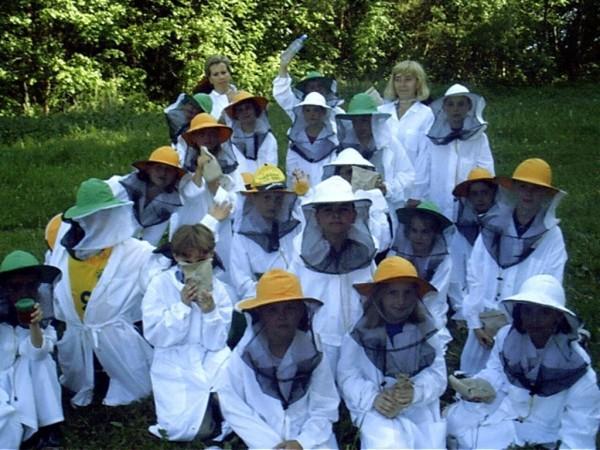wycieczka edukacyjna miody fujarskich